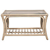 Andorra Pebble Coffee Table Excl Glass