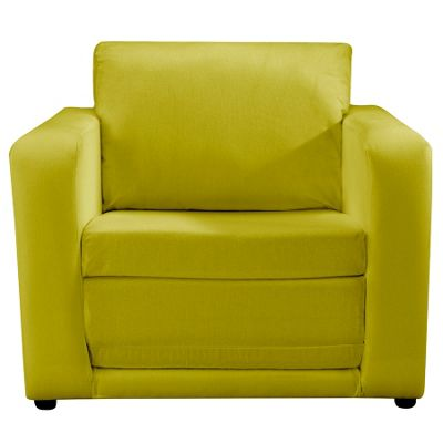 Children's Chair Bed - Green