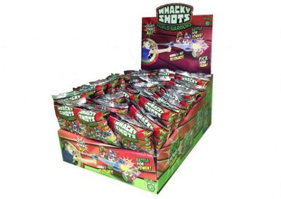 Whacky Shots Foil Pack, 30 blind assorted