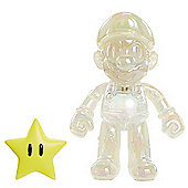 World of Nintendo 10cm Star Power Mario Figure