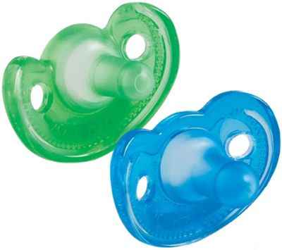 The First Years Gumdrop Soother - 2pk  3m