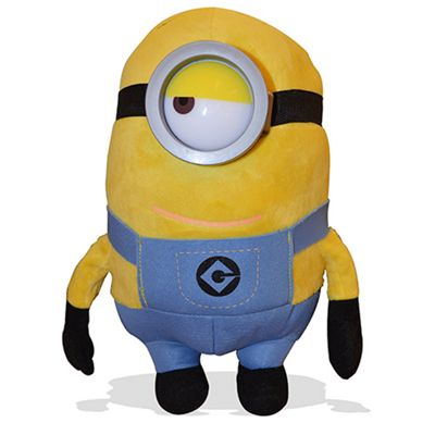Despicable Me 2 Minion 'Looking Right' 10 Inch Plush Soft Toys