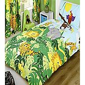 Jungle Bedding Set - Single