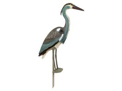 Stv Stv955 Heron Garden Ornament/Bird Detterant