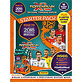 Road To World Cup 2018 Adrenalyn XL Trading Card Starter Pack