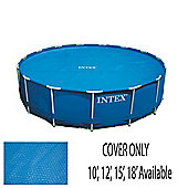 INTEX 18' Solar Pool Cover