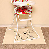 Pipsy Koala Highchair Splash Mat 90 X 90