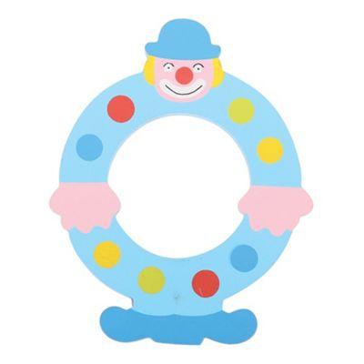 Tatiri Crazy Clown Letter O ((Blue) Spots)