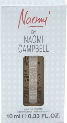 Naomi Campbell Naomi Eau de Parfum (EDP) 10ml Spray For Women