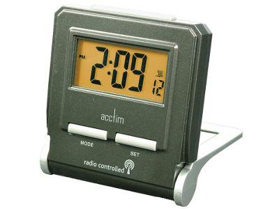 Acctim 71147 Millau Radio Control LCD Alarm Clock