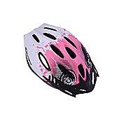 Ammaco MTB Road Womens Helmet Pink 58-61cm