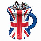 Union Jack Inflatable Mug Cooler - 45cm