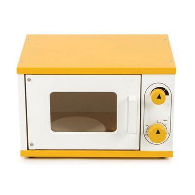 Tidlo Wooden Microwave - Pretend Play