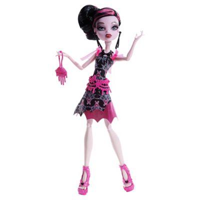 Monster High - Black Carpet Fright, Camera, Action - Draculaura Doll