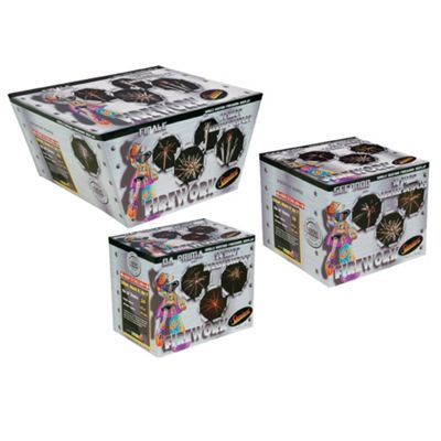 Godfather Firework Triple Pack