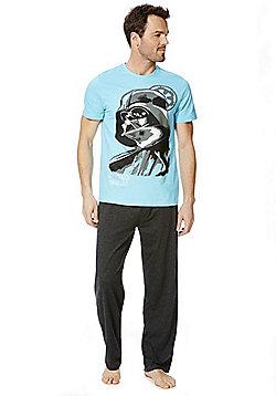 Star Wars Rogue One Darth Vader Pyjamas - Blue