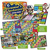 Smart Kids Six Grammar & Sentence Board Games