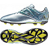 adidas Performance Messi 15.1 FG / AG Junior Football Boots - Blue