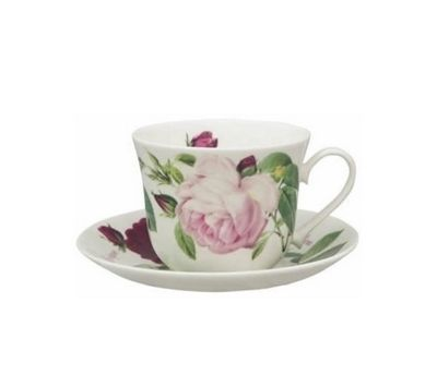 Roy Kirkham Versailles Chatsworth Breakfast Cup and Saucer