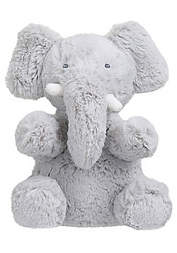 F&F Plush Elephant Toy - Grey