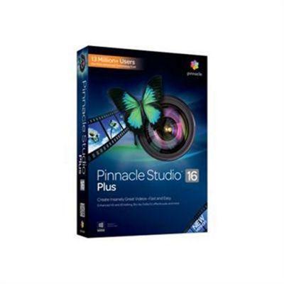 Corel Corporation Pinnacle Studio 16 Plus