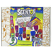 Scentos Little Artist Colouring Set