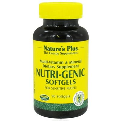 Natures Plus Nutri Genic 90 Tablets