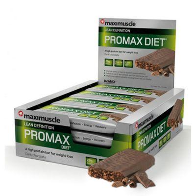 Promax Diet Bar 12x60g Chocolate