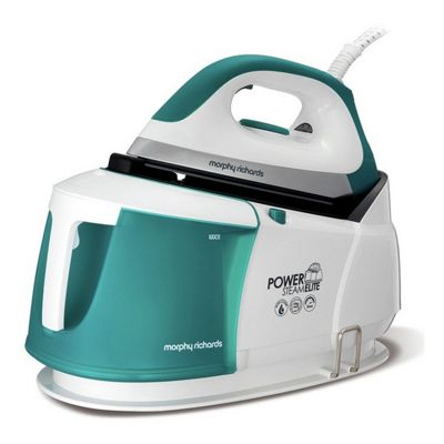 Morphy Richards 332014 Steam Generator Teal