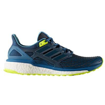 adidas Energy Boost 3 Mens Running Trainer Shoe Blue Night - UK 7
