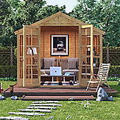 BillyOh Harper Tongue and Groove 12x8 T&G Apex Summerhouse