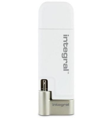 Integral iShuttle 32GB iPhone-iPad USB 3.0 Flash Drive