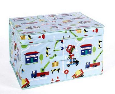 Collapsable Storage Box - Traffic