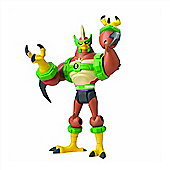 Ben 10 Omniverse 10Cm Action Figure - Kickin Hawk