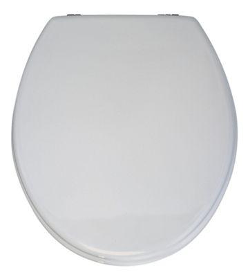 Wenko Prima Toilet Seat Manhattan Grey