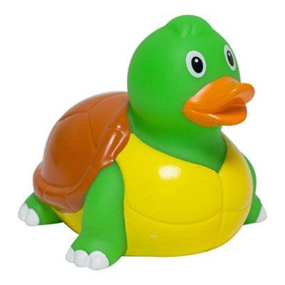 Lilalu Turtle Rubber Duck Bathtime Toy