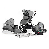 KinderKraft Moov Travel System - Grey