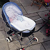 Clippasafe Pram And Carry Cot Insect Net Medium