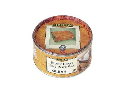 Liberon Bison Paste Wax Tudor Oak 500ml