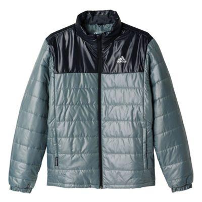 adidas Mens Basic Padded Sport Jacket Coat - S