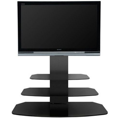 Peerless Black Cantilever TV Stand For 32 inch - 50 inch TVs