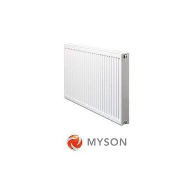 Myson Select Compact Radiator 600mm High x 900mm Wide Double Convector