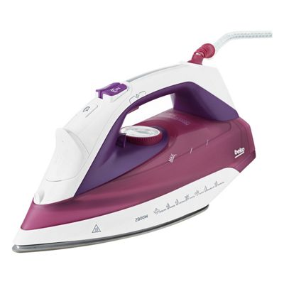 Beko BEK-SPM7128P 2800Watt Hybrid Steam Iron 350ML Water Tank Capacity