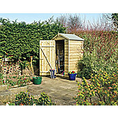 4x3 Oxford shed