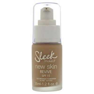 Sleek Makeup New Skin Revive Foundation Earth 35Ml
