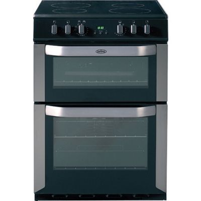Belling FSE60DOPSS 60cm Stainless Steel Electric Double Oven