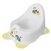 Disney Winnie the Pooh Steady Potty - White