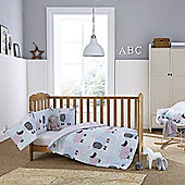 Clair de Lune 2pc Cot/Cot Bed Bedding Set (Stanley & Pip)