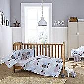 Clair de Lune 2pc Cot/Cot Bed Bedding Set (Stanley & Pip)