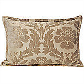 Riva Home Claremont Natural Cushion Cover - 40x60cm